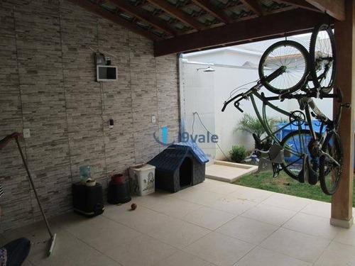 casa residencial à venda, urbanova, são josé dos campos. - ca0053