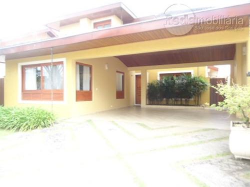 casa residencial à venda, urbanova, são josé dos campos - ca0641. - ca0641