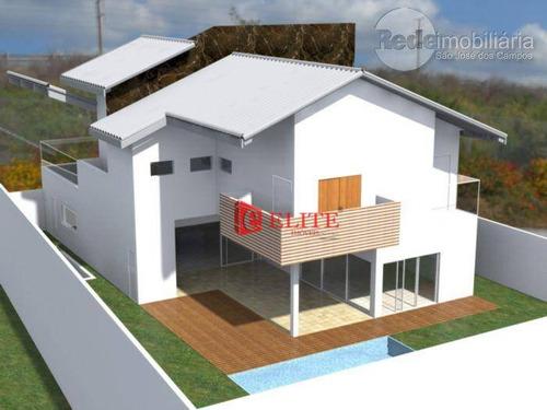 casa residencial à venda, urbanova, são josé dos campos - ca1114. - ca1114