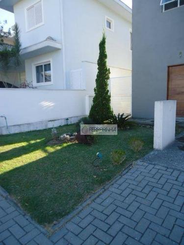 casa residencial à venda, urbanova, são josé dos campos. - ca1371