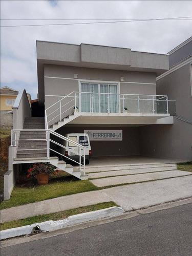 casa residencial à venda, urbanova, são josé dos campos. - ca1475