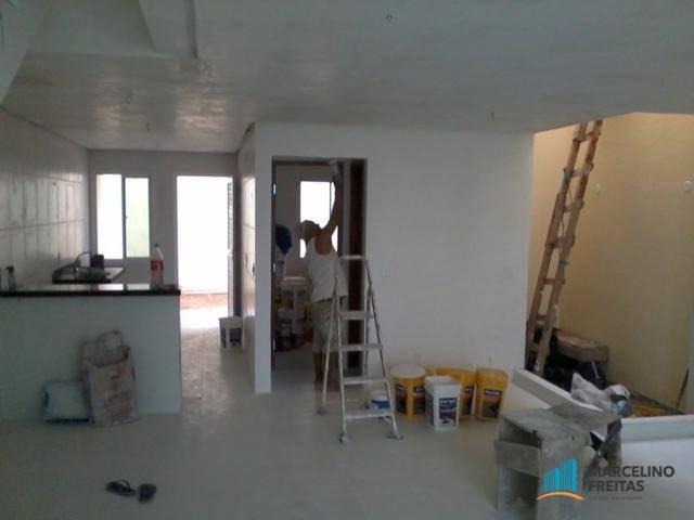 casa residencial à venda, urucunema, eusébio - ca0038. - ca0038