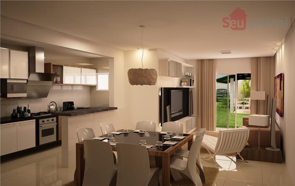 casa  residencial à venda, urucunema, eusébio. - ca0111
