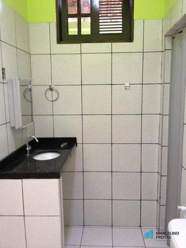 casa residencial à venda, urucunema, eusébio - ca0400. - ca0400