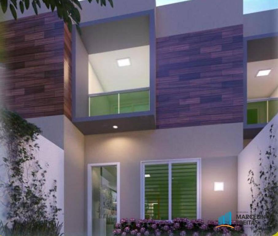 casa  residencial à venda, urucunema, eusébio. - codigo: ca1334 - ca1334
