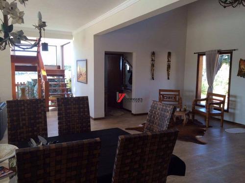 casa residencial à venda, usina, atibaia. - ca1469