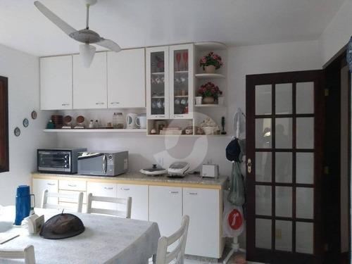 casa residencial à venda, várzea das moças, niterói. - ca0938