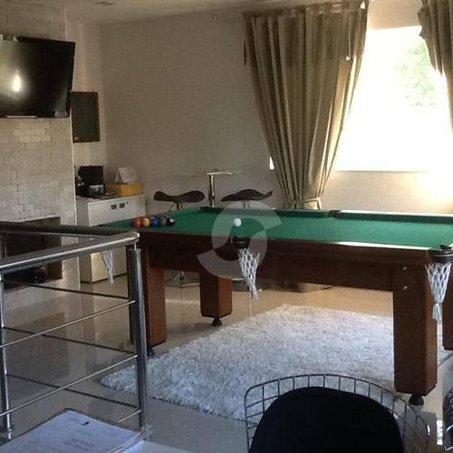 casa residencial à venda, várzea das moças, niterói. - ca1336