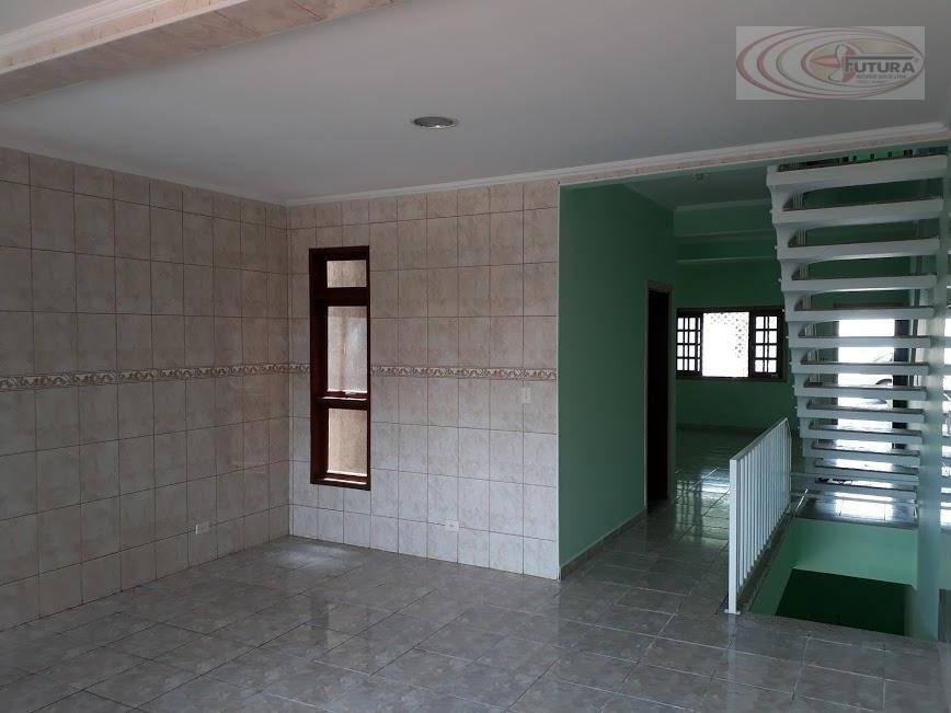 casa residencial à venda, veloso, osasco. - ca0059