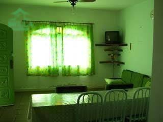 casa residencial à venda, verde mar sítios e chácaras, itanhaém. - ca0562