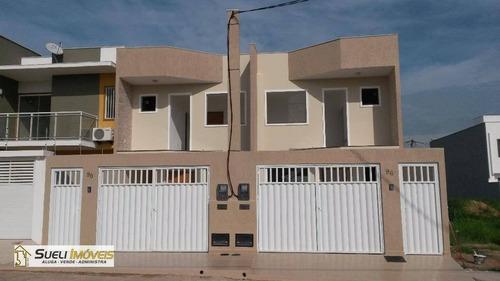 casa residencial à venda, verdes mares, macaé. - ca0105