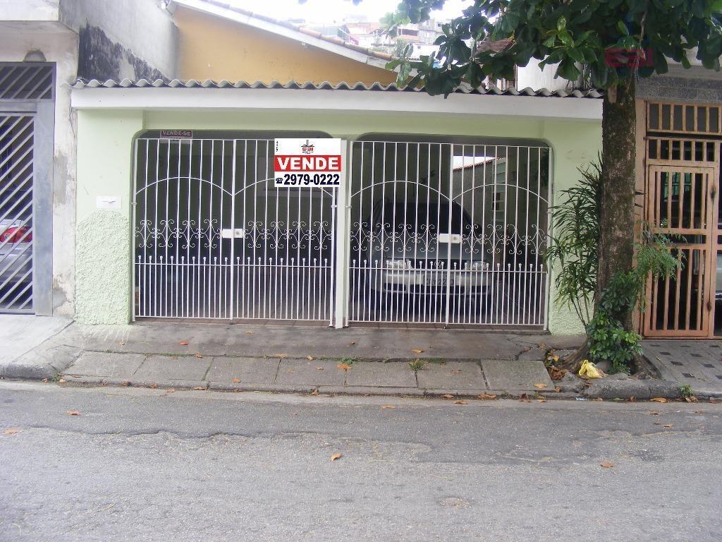 casa  residencial à venda, vila albertina, são paulo. - ca0058