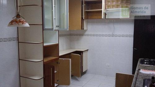 casa residencial à venda, vila américa, santo andré - ca0189. - ca0189
