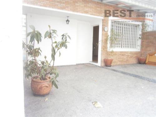 casa residencial à venda, vila anglo brasileira, são paulo. - ca0439