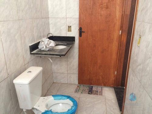 casa residencial à venda, vila anhangüera, campinas. - ca0232