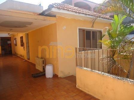 casa residencial à venda, vila antonieta, são paulo - ca0139. - ca0139
