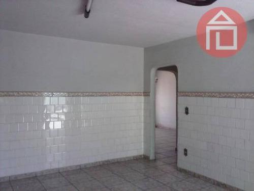 casa  residencial à venda, vila aparecida, bragança paulista. - ca0392