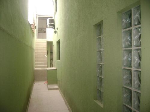 casa residencial à venda, vila assunção, praia grande. - ca0023