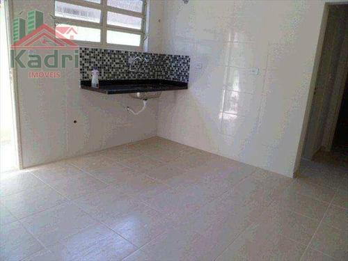 casa residencial à venda, vila assunção, praia grande. - ca0168