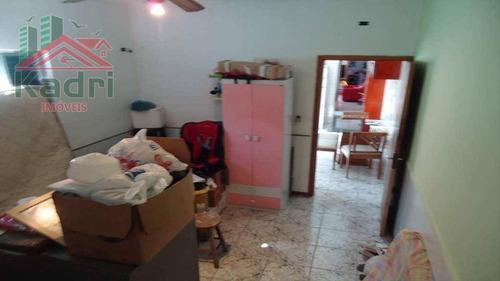 casa residencial à venda, vila assunção, praia grande. - ca0188