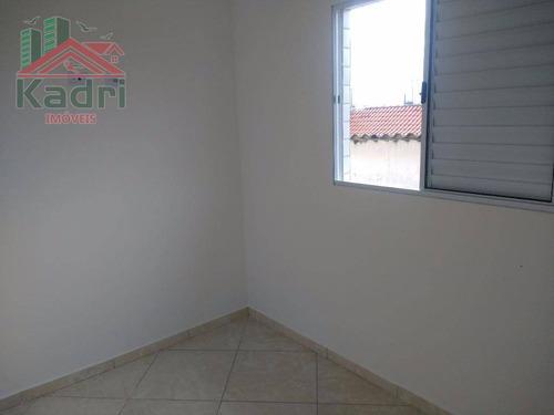 casa residencial à venda, vila assunção, praia grande. - ca0260