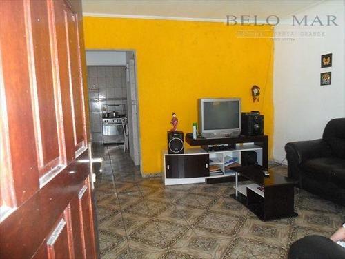 casa  residencial à venda, vila assunção, praia grande. - codigo: ca0021 - ca0021