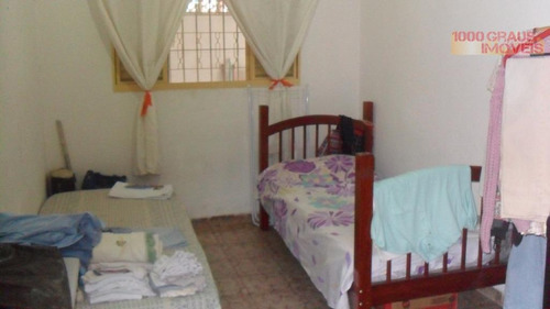 casa residencial à venda, vila assunção, praia grande. - codigo: ca0072 - ca0072