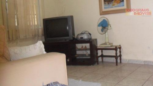 casa residencial à venda, vila assunção, praia grande. - codigo: ca0077 - ca0077