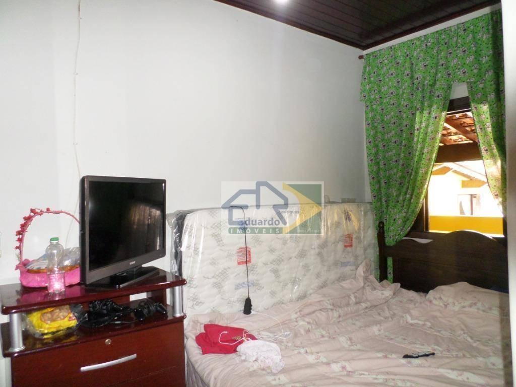 casa residencial à venda, vila áurea, poá. - ca0172