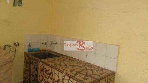 casa residencial à venda, vila bela vista, itatiba. - ca1078