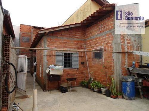 casa residencial à venda, vila belvedere, americana. - ca0347