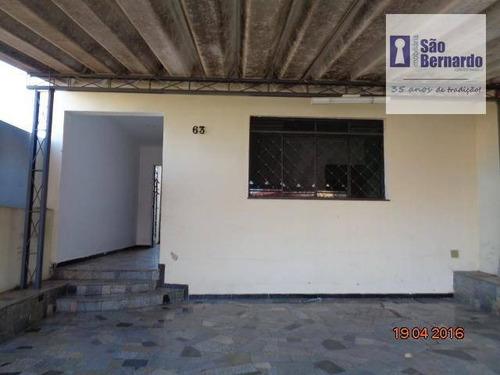 casa residencial à venda, vila bertini, americana. - ca0920