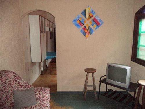 casa residencial à venda, vila caiçara, praia grande. - ca0191