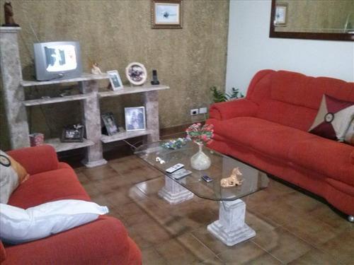 casa residencial à venda, vila caiçara, praia grande. - codigo: ca0187 - ca0187