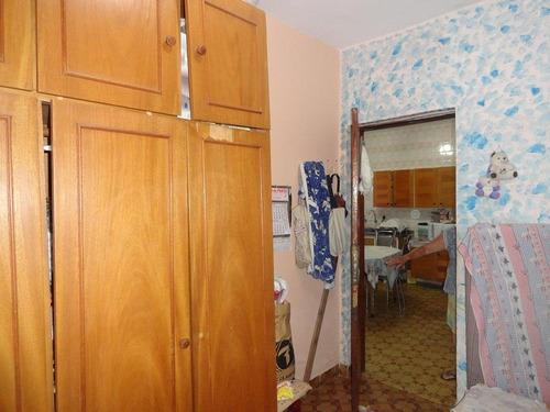 casa residencial à venda, vila caju, são paulo. - ca0013