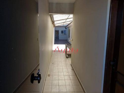 casa residencial à venda, vila camilópolis, santo andré - so0918. - ca0425
