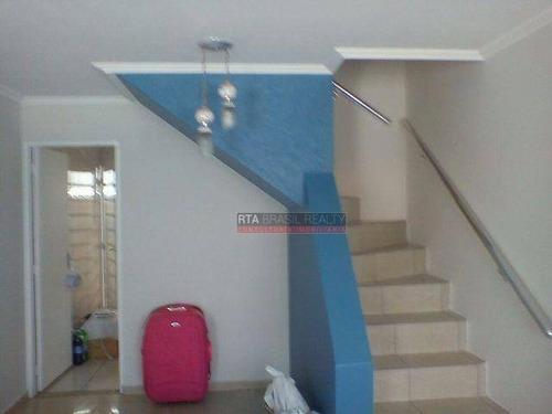 casa  residencial à venda, vila campestre, são paulo. - ca0019