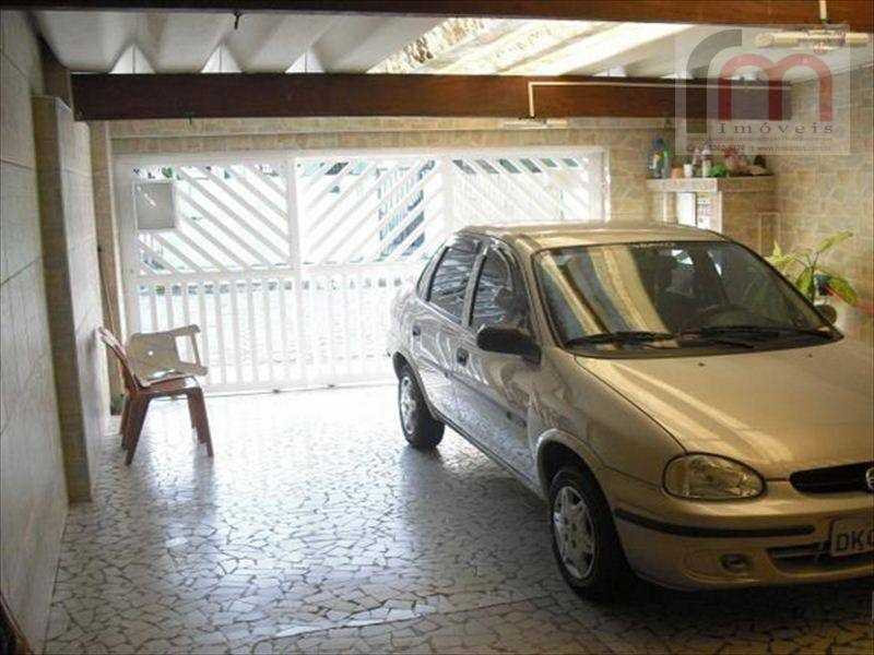 casa residencial à venda, vila cascatinha, são vicente - ca0021. - ca0021