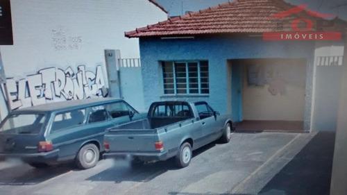 casa residencial à venda, vila coralina, bauru. - ca0303