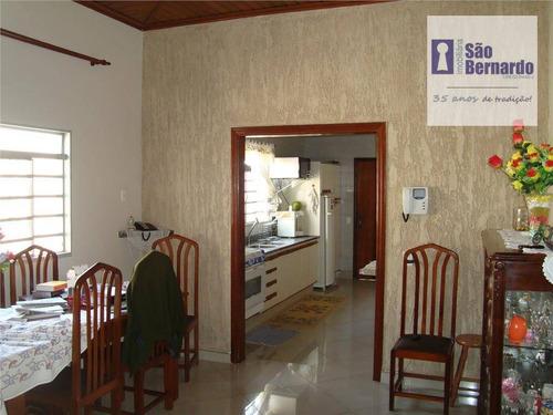 casa residencial à venda, vila cordenonsi, americana. - ca0356