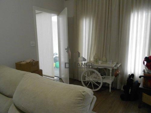 casa residencial à venda, vila costa e silva, campinas. - ca12180