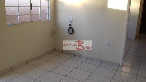 casa residencial à venda, vila cruzeiro, itatiba. - ca0034
