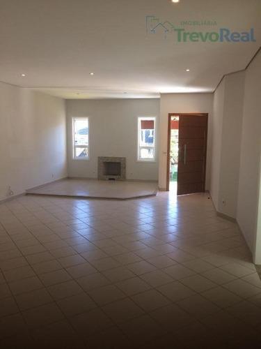casa residencial à venda, vila d'agostinho , valinhos. - ca1225