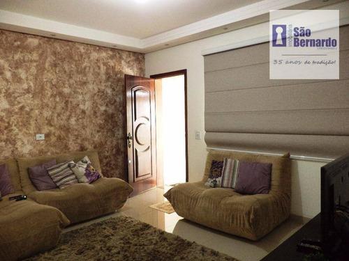 casa  residencial à venda, vila dainese, americana. - ca1019