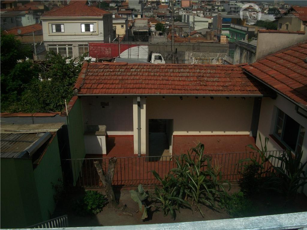 casa  residencial à venda, vila dalila, são paulo. - codigo: ca0154 - ca0154