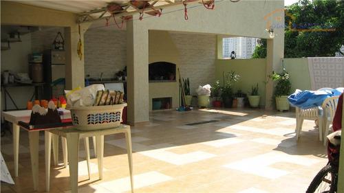 casa  residencial à venda, vila das mercês, são paulo. - ca0034