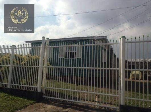 casa residencial à venda, vila elsa, viamão. - ca0220