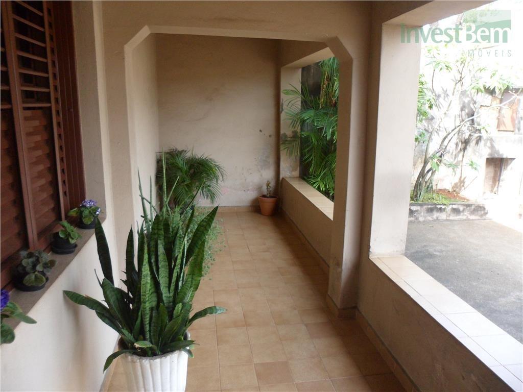 casa residencial à venda, vila embaré, valinhos. - ca0146