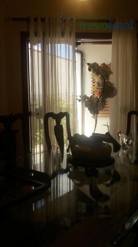 casa residencial à venda, vila embaré, valinhos. - ca1193