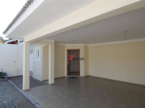 casa  residencial à venda, vila esperia ou giglio, atibaia. - ca0618